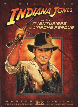 Indiana Jones 1 - Les Aventuriers de l